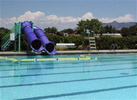 Outdoor Pools — City Of Albuquerque