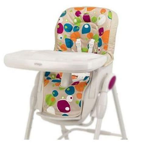 housse de chaise haute bebe housse de chaise haute omega