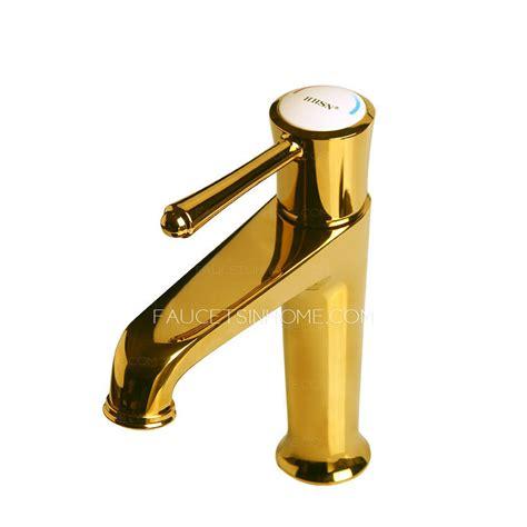 fancy kitchen sink faucets fancy bathroom faucets shiny polished brass