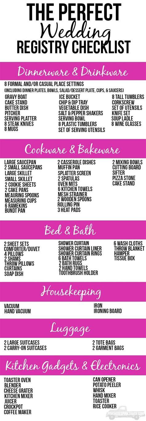bed bath beyond registry login wedding registry checklist on wedding registry
