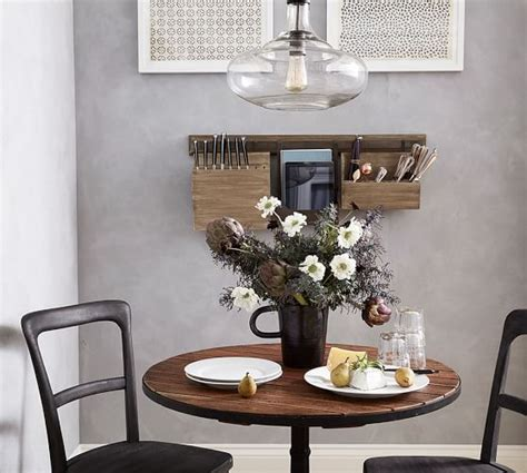 bistro table pottery barn