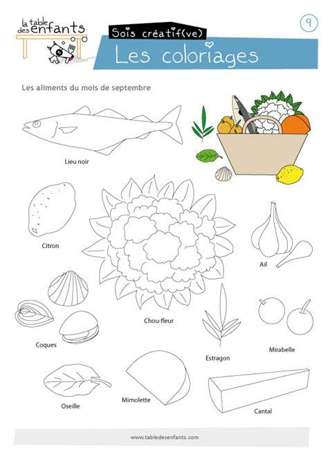 cuisiner radis coloriage n 09 que manger au mois de septembre la