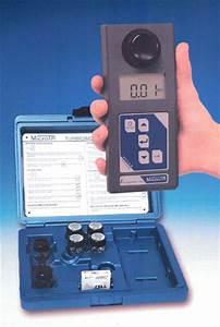Portable Field Turbidity Meter  Turbidimeter  Nephelometer