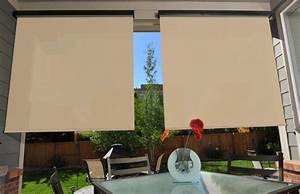 Store Vertical Exterieur Pour Terrasse : store vertical enrouleur ext rieur pour terrasse ou balcon ~ Dailycaller-alerts.com Idées de Décoration