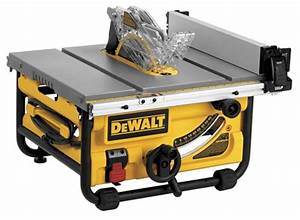 Will We See a Cordless Table Saw from Dewalt, Milwaukee