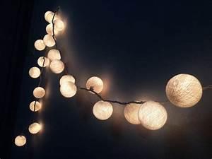 Cotton Ball Lights : snow white cotton ball string lights for patioweddingparty ~ Eleganceandgraceweddings.com Haus und Dekorationen