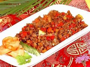 Hunan Cuisine Stir Fried Duck Blood
