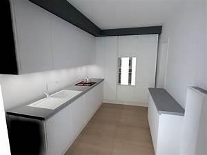 hauteur meuble haut cuisine rapport plan travail 4 With hauteur meuble haut cuisine rapport plan travail