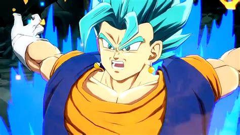 Dragon Ball Fighterz Vegito Blue Combos