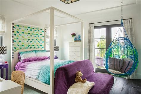 blue and purple bedrooms blue and purple bedroom with anthropologie knotted 14612