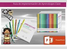 Ruta de Implementación de Aprendizajes Clave Educación