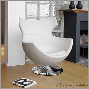 Fauteuil Salon Design : fauteuil salon design pas cher id es de d coration int rieure french decor ~ Teatrodelosmanantiales.com Idées de Décoration