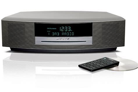 bose cd radio bose wave iii and wave radio iii come with digital