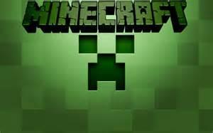 Minecraft Creeper Logo