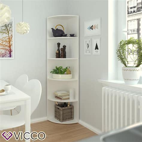 Badezimmer Regal Real vicco eckregal wei 223 regal k 252 chenregal badezimmer real