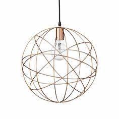 Suspension Boule Cuivre : luminaire suspension design noir claudio 3 lampes luminaires design suspensions hcommehome ~ Teatrodelosmanantiales.com Idées de Décoration