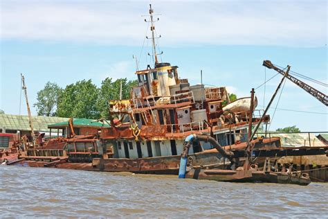 Old Boat Equipment by Free Images Water Boat Old River Ship Transport