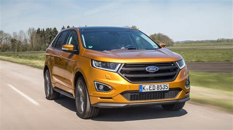 New Ford Edge First Drive Review