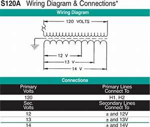 1 Kva Transformer Primary 120 Secondary 12  13  14 Jefferson