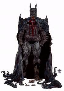 Monster Zombie Batman