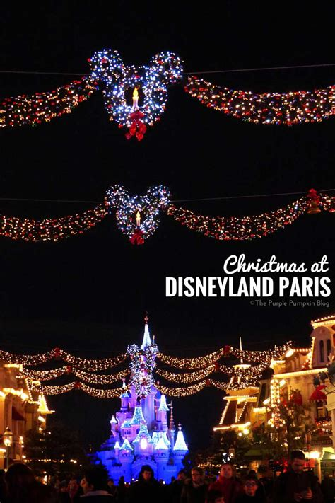 christmas  disneyland paris  trip report index