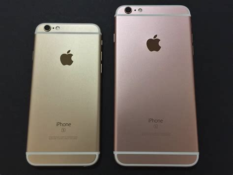 iphone 6s and 6s plus iphone 6s and iphone 6s plus unboxing comparison
