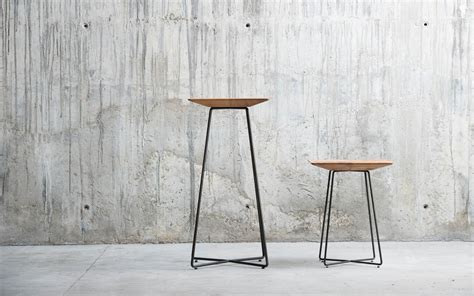 Furniture Sizes by Qowood 187 Nube High Table