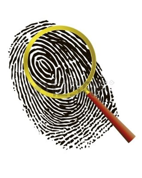 Fingerprint Clipart Fingerprint Cliparts