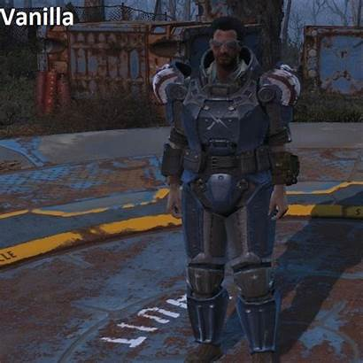 Mods Thicc Armor Less Fallout Fallout4 1151