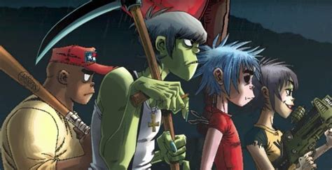gorillaz  announced theyll  dropping   album