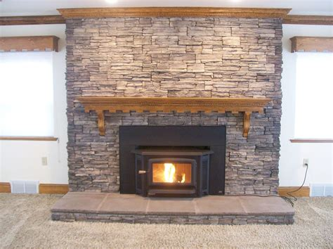 Trim Around Fireplace Stone-fireplace Ideas