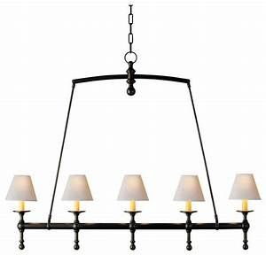 Classic linear chandelier traditional chandeliers by