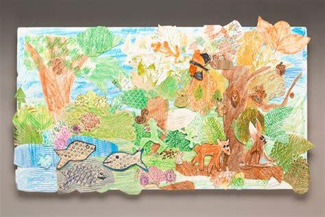 Pop-up Wildlife Mural
