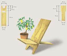 Holzstuhl Selber Bauen : steckstuhl anleitung bauen pinterest anleitungen ~ Lizthompson.info Haus und Dekorationen