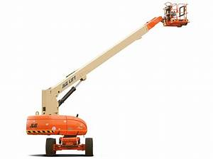 800s Telescopic Boom Lift