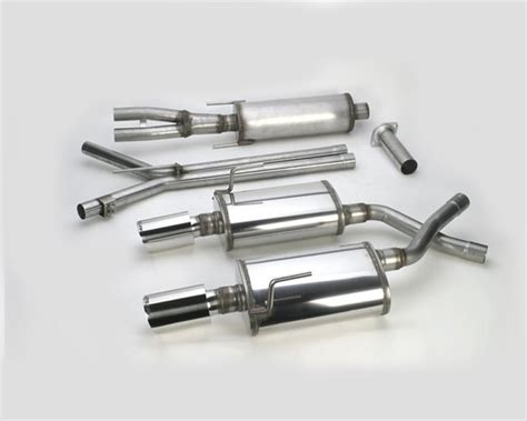 stillen stainless steel catback exhaust system