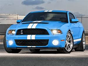 FORD Mustang Shelby GT500 - 2009, 2010, 2011, 2012 - autoevolution