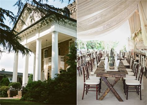 The Seven Best Wedding Venues In Upstate South Carolina
