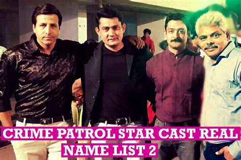 crime patrol cast real name real height age biography list 2