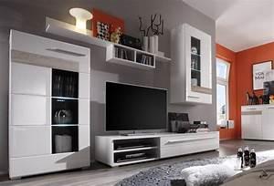 Schwarz Weiße Möbel Welche Wandfarbe : wohnwand ideen welche wohnwand passt in mein wohnzimmer design your life mit woody m bel ~ Bigdaddyawards.com Haus und Dekorationen