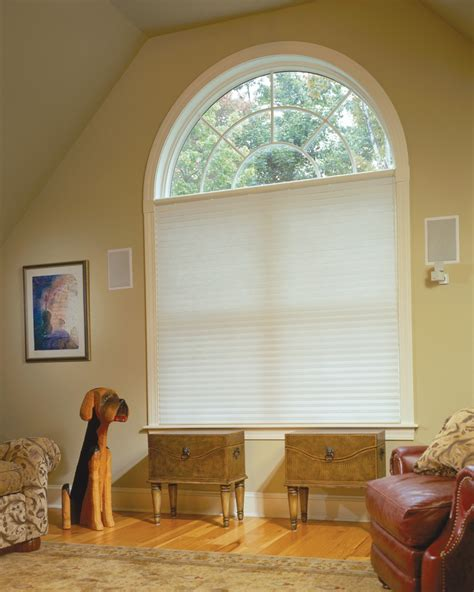 arched window blinds wooden arch design for living room