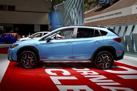 Subaru Xv Hybrid 2019 by 2019 Subaru Crosstrek Hybrid Top Speed