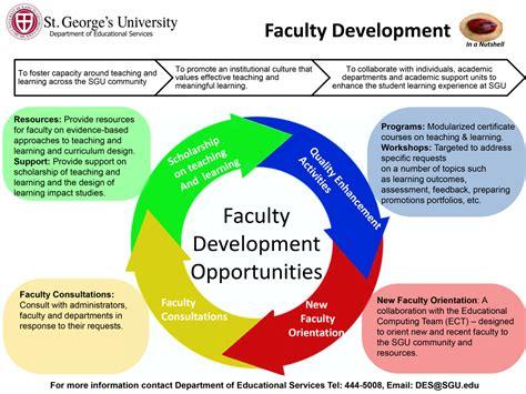 department  educational services st georges university