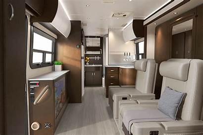 Interior Leisure Travel Vans Features