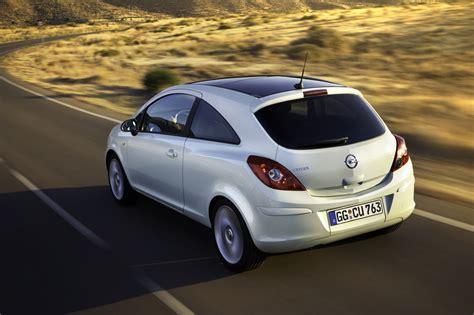 Opel Corsa 2012 by Opel Corsa Facelift 2012 Opel Autopareri