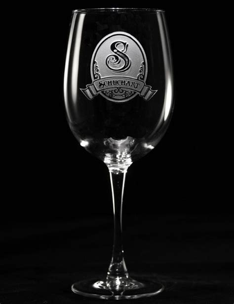 engraved barware personalized wine glasses engraved barware at