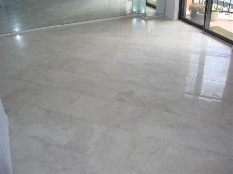 porcelain floors porcelain tile floor in dining room new jersey custom tile