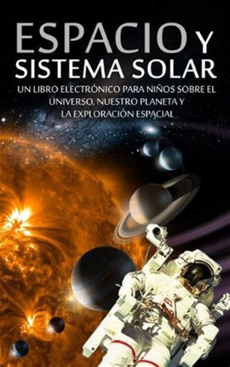 espacio  sistema solar  libro electronico  ninos