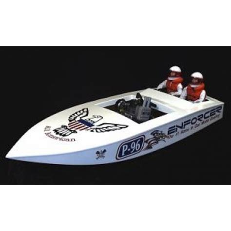 Rc Boat Hardware Package by Crackerbox Hull