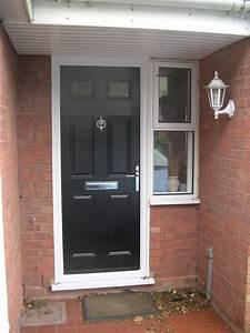 New Modern Composite Door – JCS External Solutions